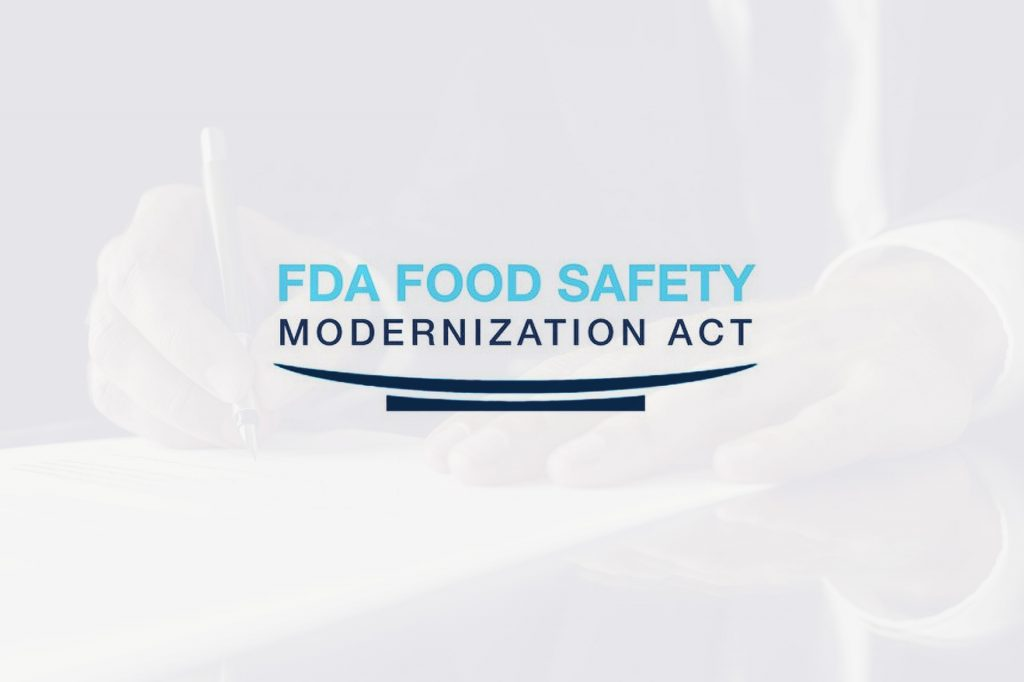 Food importers to the U.S. to abide by new FSMA requirements