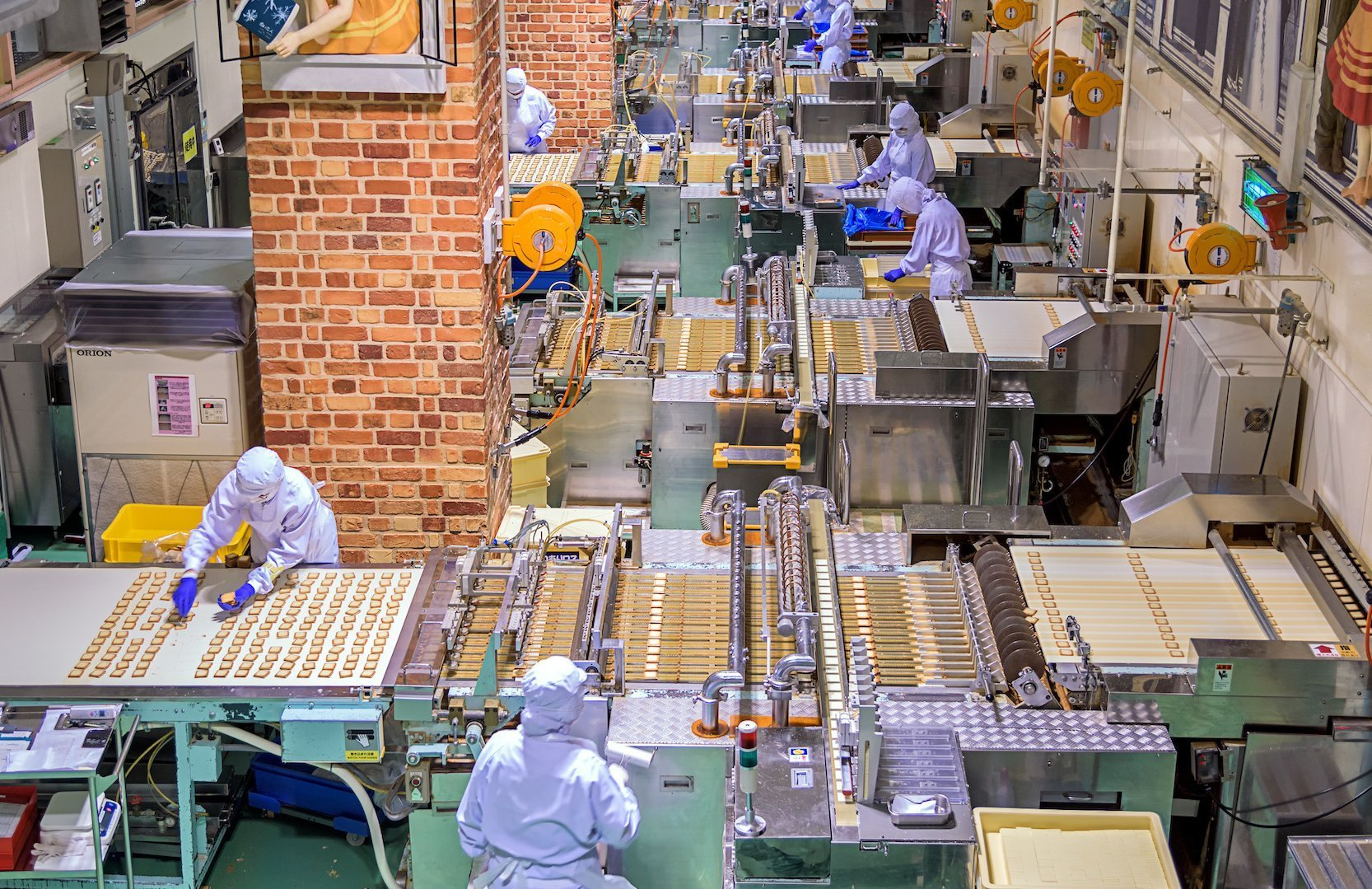 Food Industry S Focus On Gmp 21 Cfr Part 110 117 Food