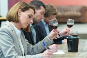 Sensory Evaluation of Wine | Sirocco Consulting