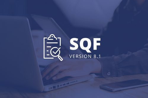 SQF v8.1 food safety update